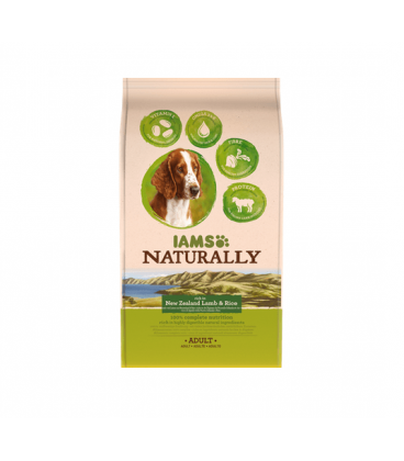 Naturea pienso Light & Senior para perros
