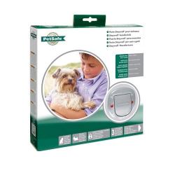 Mordedor aro con hueso gama natural para perros