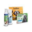 Frontline Petcare Gel antiolor. Limpiador auricular para perros y gatos