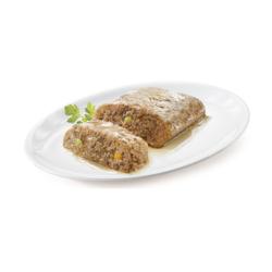 Gourmet Perle Finas Láminas en Salsa con Verduras comida húmeda para gatos