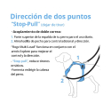 Cama para perros y gatos Borrego azul