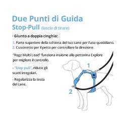 Colchoneta para perros y gatos Azul Terciopelo