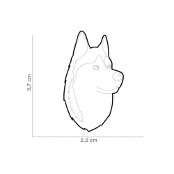 Alpha spirit canine comida húmeda adult pollo con piña lata