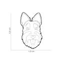 Alpha Spirit Canine Humeda Pavo + Cilantro 100% natural sin aditivos