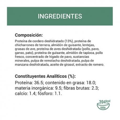Cunipic Agapornies comida para Agapornies