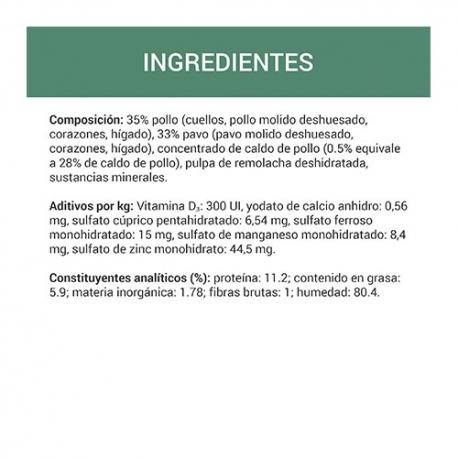 JT- Vitamina C alimento complementario para perros y gatos