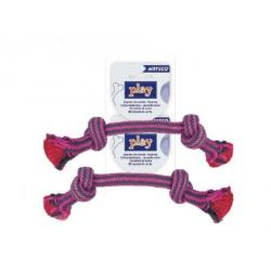 Placa hueso pequeño epoxy para perros [2 Colores]