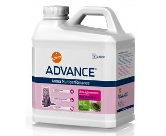 Advance Multiperformance arenas y absorbente para gatos