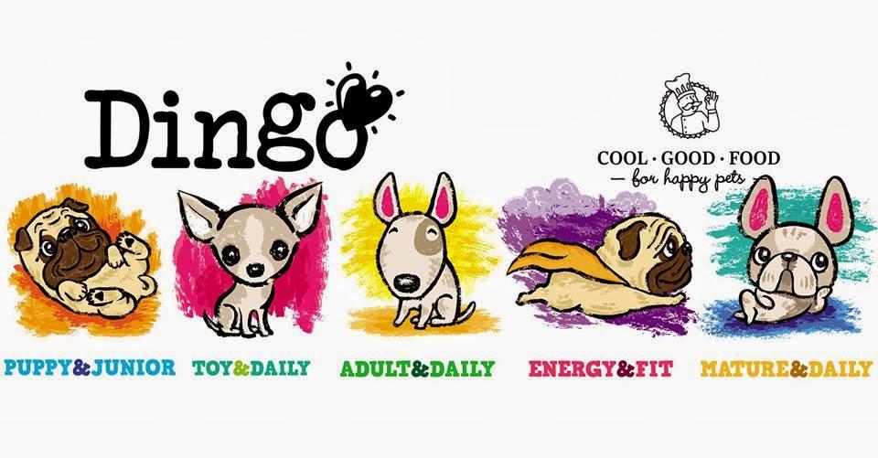 Bocados Dingo Natura para perros
