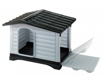 Casetas de plastico para perros