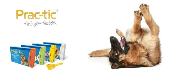 Prac-tic antiparasitos para perros