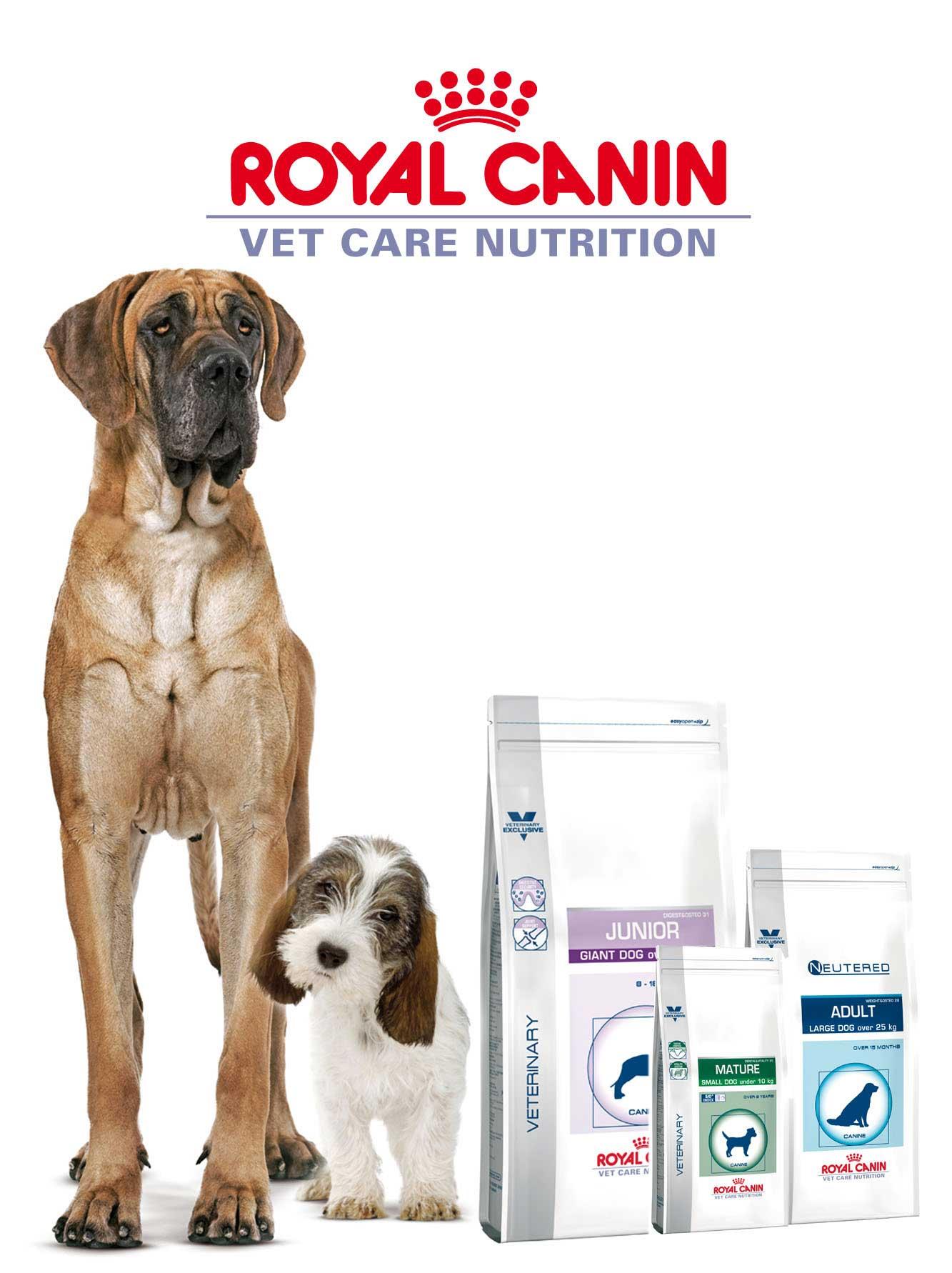 Royal Canin VetCare Pienso para perros