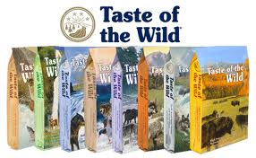 Taste of the wild Pienso para perros