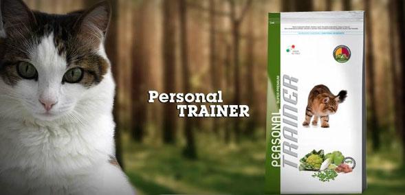 Trainer dieta para gatos