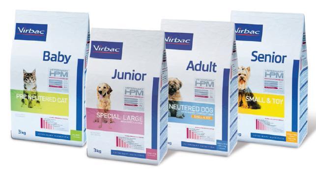 Virbac HPM Pienso para perros