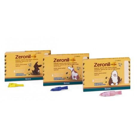 Zeronil antiparasitos para perros